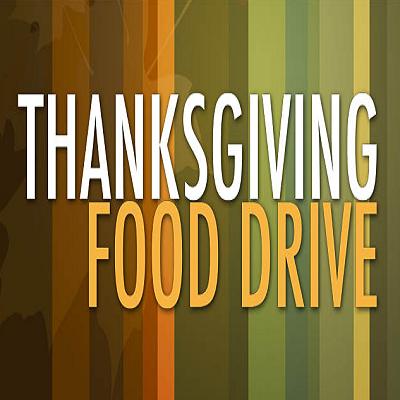 Thanksgiving Food Drive First Baptist Church Elyria OH